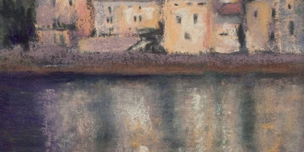 """Puy Leveque Reflections - 9"""" x 12"""""""